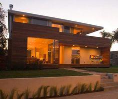 casa richmond  002 Casa de estilo Californiano: Construida para la vida al aire libre