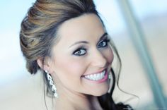 bridal, hair and makeup, bride getting ready, Las Vegas bride, bridal hair and make up, bridal hairstyle
