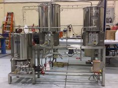 When Allison and I first started talking about a home brewery, we knew very little about the micro details. I've been working in the brewing...