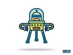 MRT8 Prototipos de Robots para Marte by Toro Vargas, via Behance
