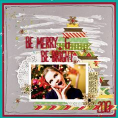 be merry by Becky Williams