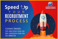 Million Minds Management Services Ltd is an industry leading Human Resources Consultant, providing the full spectrum of human resources for corporations in India. Recruitment Services, Good Employee, Job Seekers, In Mumbai, Human Resources, Ecommerce, Management, India, How To Plan