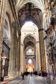 Cathedral Salamanca