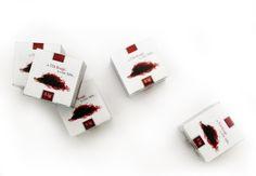 Packaging boite Safran de Gruissan Saffron design