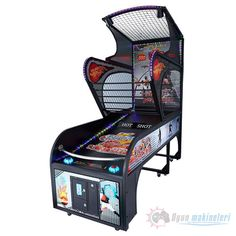 Basketbol Makinası #oyunmakineleri #basketbolmakinası
