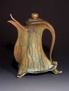 Pottery Carolina, Handmade/Hand Made Stoneware Pottery in North Carolina Pottery by David Bellar