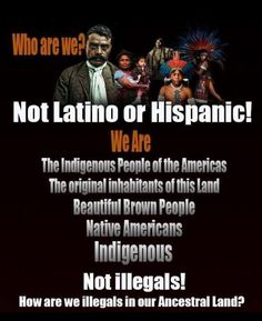 So true All Indigenous from the tip top of North America way up In Canada To the bottom of the tip of South America Todo Indigenous Without walls or borders So Who is the real illegals? Chicano Love, Chicano Art, Mexican American, Aztec Culture, Mexican Heritage, Aztec Warrior, Down South, Native American History, Sayings