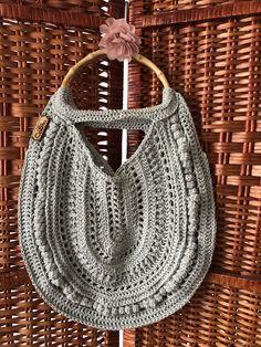 Straw Bag, Crochet Top, Boho, Handmade, Women, Fashion, Moda, Hand Made, Fashion Styles