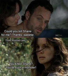 Lori, I hate you.