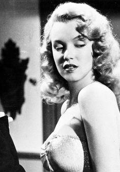 Marilyn Monroe in Love Happy, 1949.