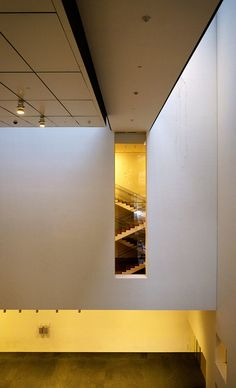 hiromitsu:    MoMA stairs by h ssan on Flickr.