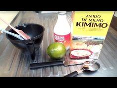 Progressiva Caseira de Leite de Coco - Você não vai acreditar no resultado! No vídeo de hoje vou ensinar uma receita caseira para alisar os cabelos usando leite de coco, limão e açúcar. A receita é super fácil e funciona mesmo. Ingredient...