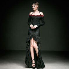 Vampire Bridesmaid Dresses 116