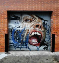 """Illusion: Included in this post is a small selection of paintings and street art by Adnate. See also: """"You Got to Have Faith."""" Photos © Adnate Via Fatcap. http://illusion.scene360.com/art/35611/spray-painting-in-australia/"""