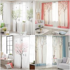 Trees for the windows