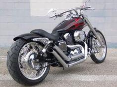 06 honda shadow spirit vt750dc modifications - Google Search