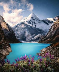 Lake Parón, Peru - by Alexandra Photography Themes, Nature Photography, Pictures To Paint, Nature Pictures, Machu Picchu, Beautiful World, Beautiful Images, Image Nature, Nature Nature
