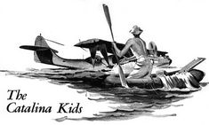 """The Catalina Kids (Navy Air-Sea Rescue) Their Specialty Is Snatching Downed Aviators from Under the Japs' Noses Thirty-eight flyers rescued in a 35-day period. That's the record in the South Pacific for the Navy crewmen who fly the big Catalina flying boats, nicknamed the """"Twin-Engined Angels"""" because they have proved to be angels of mercy to so many flyers shot down on the vast Pacific. Almost daily the Catalinas and their daring crews snatch aviators from under the very noses of the Japs…"""