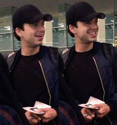 Aweeee his little smile