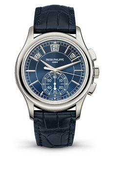 Patek Philippe 5905P, An Update To The Acclaimed Annual Calendar Flyback Chronograph