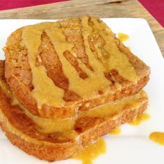 Dairy/Nut Free - Pumpkin French Toast & Autumn Spice Syrup