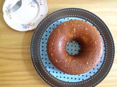 receita de bolo de laranja fofinho e molhadinho :)