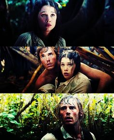 Pirates of the Caribbean on Stranger Tides (2011) Syrena and Philip // Astrid Berges-Frisbey and Sam Claflin