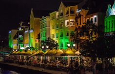 Curacao - ©Carambol Nightlife, Austria, Retirement, Caribbean, Pictures, Long Exposure, Night Photography, Retirement Age