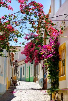 Portugal is #1 on Independent's Top Ten Travel Euro-Savers - via Independent.ie 08.03.2015   Ah, Portugal. We flock there in our droves each year to soak up the sun and breathe in the country's easy-going vibe. As a destination, it's easy on the wallet, too - restaurant prices offer great value, particularly for families. Get out into the hillside villages for an authentic experience away from the tourists, and try some local piri piri chicken. Yum!  Photo: A street in Algarve, Portugal