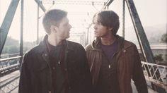 dean and sam winchester, supernatural