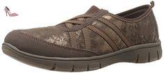 Easy Street Kila Femmes US 6 Brun Large Baskets - Chaussures easy street (*Partner-Link)