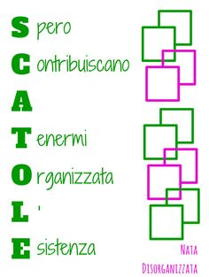 scatole Ideas Para Organizar, Life Organization, Life Hacks, Ferrero Rocher, Decluttering, Housewife, Yogurt, Tips, Blog