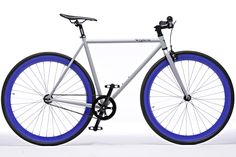 $325.00 or 150 thru R29.. Grey and Blue Fixie