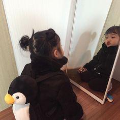 Cute Asian Babies, Korean Babies, Asian Kids, Cute Babies, Asian Child, Cute Baby Meme, Cute Baby Girl, Lil Baby, Baby Kids