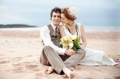Beach Wedding Inspiration Wedding Inspiration Boards Photos on WeddingWire