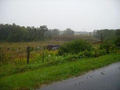 Devil's Den at Gettysburg.