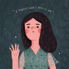 "A illustration series based on a poem titled ""Tell Me This"" by Charissa Ong Ty."