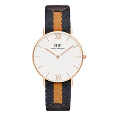 Grace Selwyn Watch from the Grace Collection by Daniel Wellington, created as a…