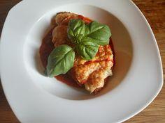Évi néni kulináris kalandozásai: Rántott csirkemell olaszosan