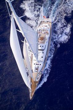 Mirabella V Vela Ovest Mediterraneo luxury motor, sailing and classic yacht - Moncada - Charter & Brokerage
