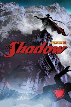 Dynamite® The Shadow #21 Exclusive Subscription Variant