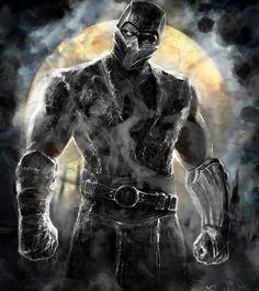 Mortal kombat- NOOB