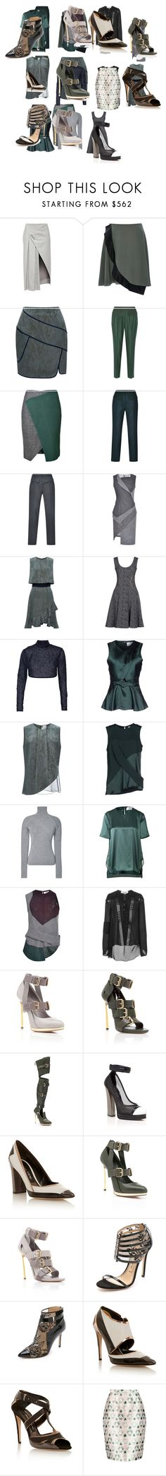 """""""Untitled #3070"""" by luciana-boneca on Polyvore featuring Prabal Gurung"""