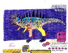Jurassic World: The Game - Ceratotaurus (Request) by DinoBrian47 on DeviantArt