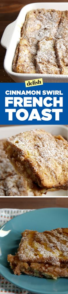 ... French Toast Casserole on Pinterest | French Toast, Toast and