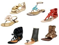 Summer Shoes and Sandals