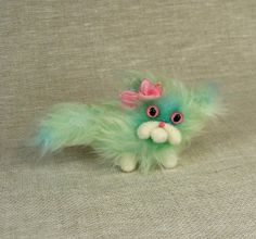 Dipsy the Scaredy Cat by violetpi on Etsy
