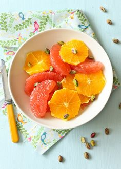 Citrus Salad by I'll Have What She's Having, via Flickr