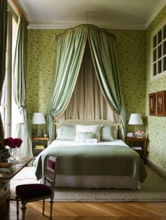 Bedrooms - Interior Design Photo Gallery - Timothy Corrigan