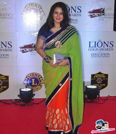Lions Gold Awards 2015 -- Poonam Dhillon Picture # 293114